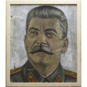 Портрет Сталина И.В.