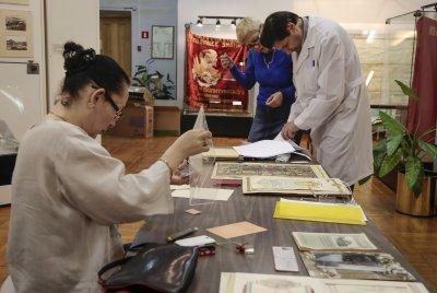 Закрытие выставки «Дальстрой»