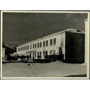 Фотография. Здание районного узла связи