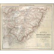 Карта Уссурийского края