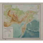 Карта гипсометрическая