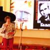 Сотрудники краеведческого музея приняли участие в презентации книги В.Я. Левиновского «Десять театральных сезонов  на Колыме»