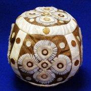 Мяч с орнаментом