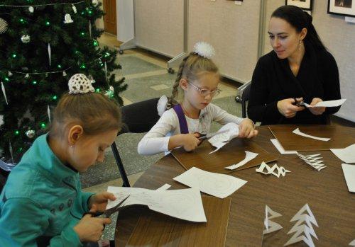 5 декабря состоялись первые мероприятия традиционной новогодней и рождественской программы «Время волшебства».