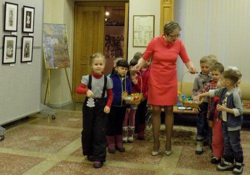 19 декабря в музее прошли мероприятия новогодней и рождественской программы «Время волшебства»