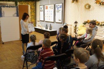 26 декабря в музее прошли заключительные мероприятия новогодней и рождественской программы «Время волшебства»:
