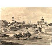 Алфеевский В.С. «Вильнюс. Старый город»