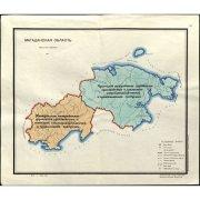 Карта Магаданской области