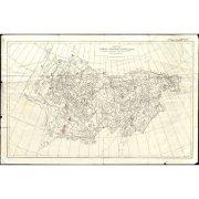Карта основных геоморфологических единиц Крайнего Северо-Востока СССР