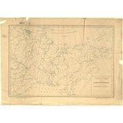 Карта Дальнего Северо-Востока СССР
