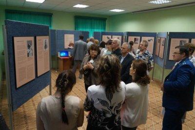 Передвижная выставка «Сеймчанский след»