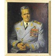 Гремитских В.Г. Портрет Героя Советского Союза