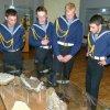 Впервые фрегат «Паллада» посетил Магадан
