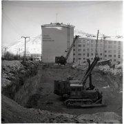 """Негатив. Строительство института """"Магадангражданпроект"""""""