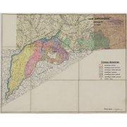 Карта-схема земельных угодий