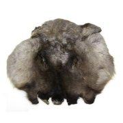 Шкура с головы оленя