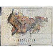 Схема геоморфологического строения и районирования
