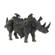 Марц А.В. Носорог с птицами