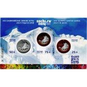 Блок почтовых марок
