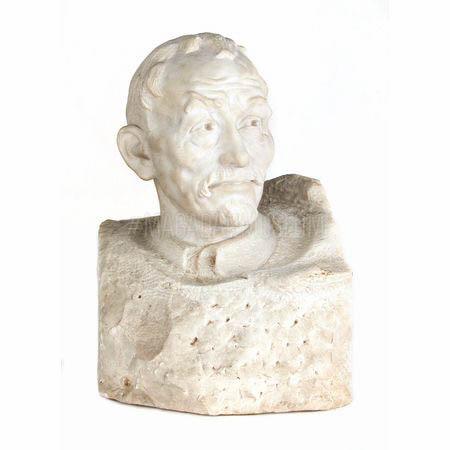 Ракитин М. М. Портрет пастуха Никулина