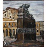 Нестерова Н. И. Памятник Н. Гоголю