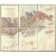 Карта металлогеническая