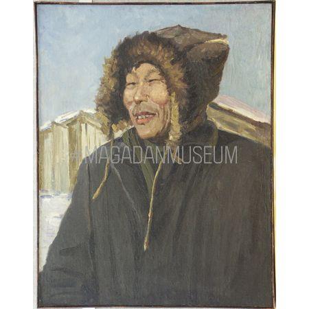 Автор неизвестен. Портрет оленевода