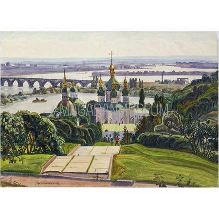 """Ефимочкин Г. Ф. """"Выдубецкий монастырь"""""""