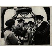 Фотография. Встреча моряков