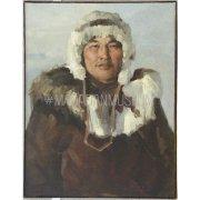 Автор неизвестен. Портрет оленевода Ивана Аренто