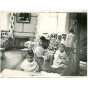 Фотография. Воспитанники детского сада
